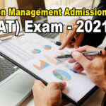 For Inviting Online Applications for Common Management Admission Test (CMAT)- 2021