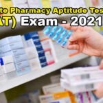 For inviting Online Applications for Graduate Pharmacy Aptitude Test (GPAT) -2021