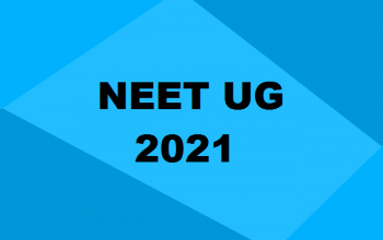 NEET UG 2021 to be conducted on September 12
